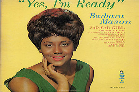 Barbara Mason – Yes I'm Ready