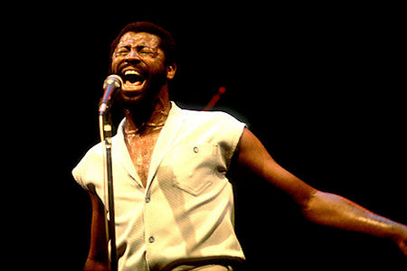 Teddy Pendergrass – Turn Off The Lights