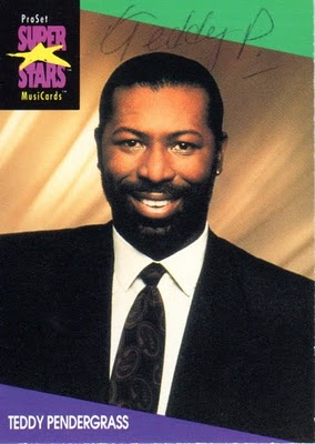 Teddy Pendergrass – I Believe In Love