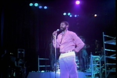 Teddy Pendergrass ft. Stephanie Mills – Feel The Fire