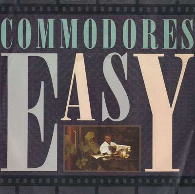 The Commodores – Easy