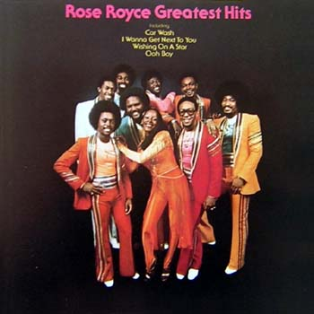 Rose Royce – I'm Going Down