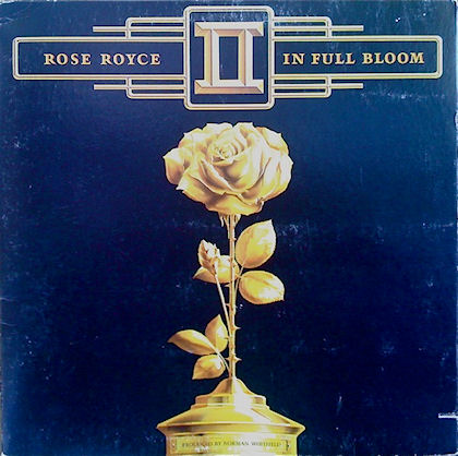 Rose Royce – Wishing On A Star