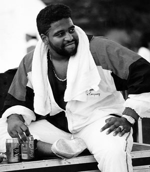 Gerald Levert – I'd Give Anything