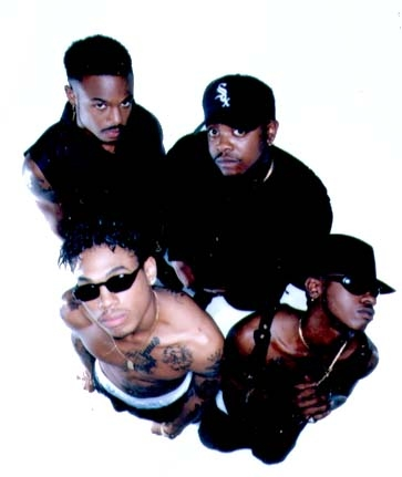 Jodeci – Stay