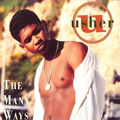 Usher – The Many Ways