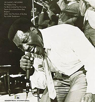 Otis Redding – Try A Little Tenderness